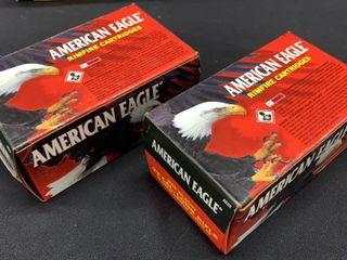 2   American Eagle  22 Cal Bricks