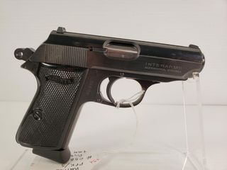 Walther PPK S 9mm Pistol