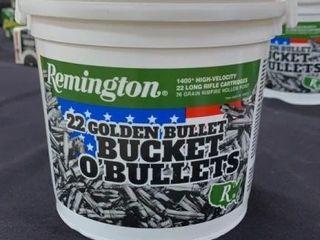Remington  22lR Bucket O  Bullets