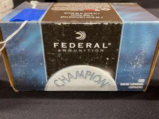 Federal  22lR Brick