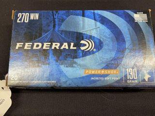 Federal  270 Win Box