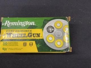 Remington Performance Wheel Gun  32 S W long