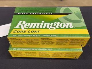 2  Remington 300 Win Mag Boxes