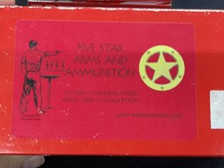 Five Star Arms 45 long Colt Box