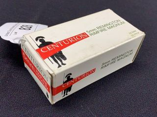 1 box of Centurion 5mm RF Mag