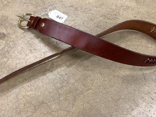 22 Caliber Gun Belt
