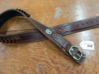 44 Magnum Gun Belt