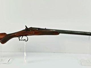 Flobert Trap Door  32 Caliber Rifle