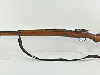 Turkish Mauser M 98 8mm Rifle