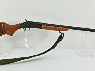 H R 1871 Pardner Single shot 12 Gauge Shotgun