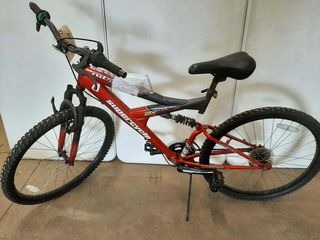 SUPERCYClE NITROUS 2G RED MOUNTAIN BIKE