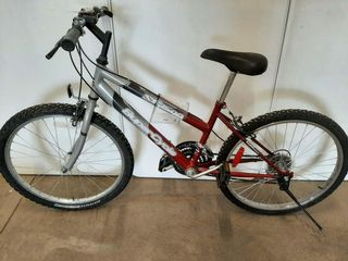 SUPERCYClE SC1500 RED MOUNTAIN BIKE