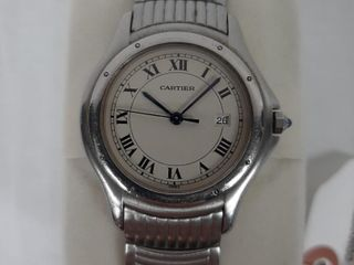 CARTIER  PANTHERE COUGAR  WATCH