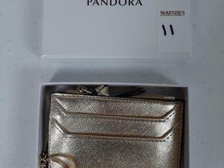 CARD HOlDER  PANDORA   NOT CONFIRMED