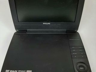 PHIlIPS PORTABlE DVD PlAYER  NO CORDS