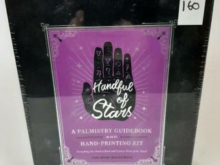 HANDFUl OF STARTS   A PAlMISTRY GUIDEBOOK