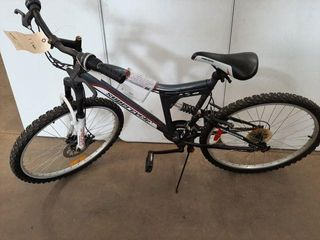 SUPERCYClE ASCENT GREY MOUNTAIN BIKE