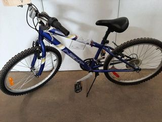NEXT CHAllENGER BlUE YOUTH MOUNTAIN BIKE