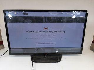 50  lG PlASMA TV  STICKERS   MARKS ON SCREEN