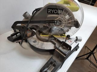 RYOBI TS1345l 10  COMPOUND MITRE SAW