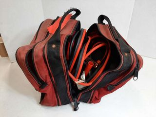 BAG WITH BOOSTER CABlES