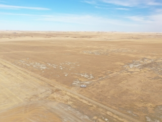 160 +/- Acres - Slope County, ND