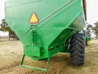 Kilbros Grain Cart