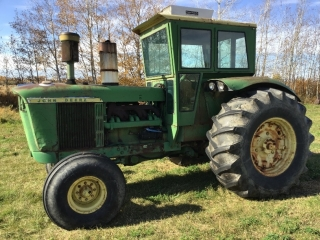 UNRESERVED FARM EQUIPMENT AUCTION FOR MARY WALL & THE ESTATE OF JACOB J WALL
