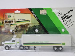 JOHN DEERE PARTS EXPRESS TRUCK AND TRAIlER 11