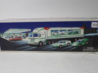 HESS TOY TRUCK AND RACERS 15