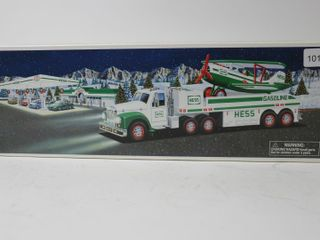 HESS TOY TRUCK AND AIRPlANE 15