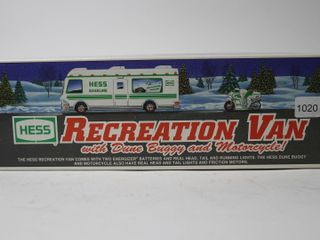 HESS RECREATION VAN WITH DUNE BUGGY AND BIKE 12