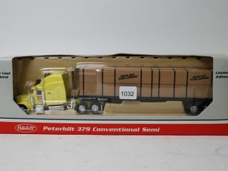 HOME HARDWARE PETERBIlT 379 TRUCK AND TRAIlER