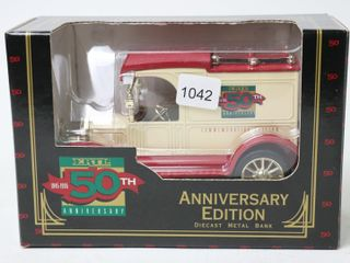 50TH ANNIVERSARY EDITION BANK ERTl 6