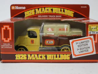 HOME HARDWARE 1926 MACK BUllDOG DElIVERY TRUCK