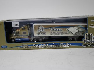 ERTl 60TH ANNIVERSARY PETERBIlT SEMI 1 64
