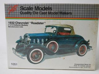 1932 CHEVROlET ROADSTER MODEl MARKERS KIT