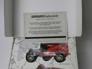 lOUIS CHEVROlET SIGNATURE SERIES NO 2 SET
