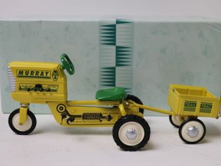 MURRAY PEDAl TRACTOR AND WAGON HAllMARK 11