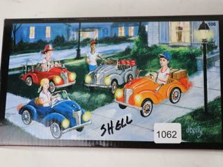 SHEll 1941 GRATON PEDAl CAR BANK 1 6