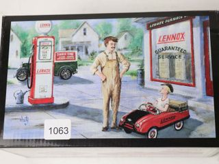 lENNOX PEDAl CAR BANK 1 6