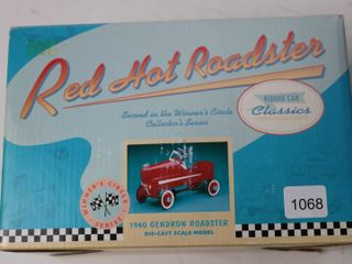 1940 GENDRON ROADSTER KIDDIE CAR ClASSICS 8