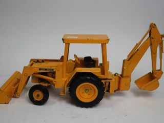 JOHN DEERE BACKHOE   lOADER 1 16