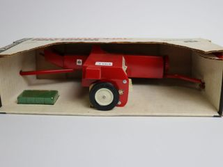INTERNATIONAl HAY BAlER ERTl 1 16