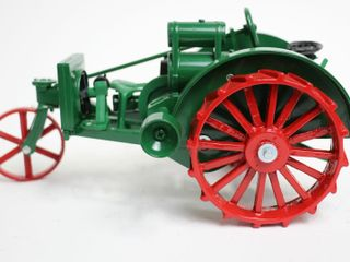 AllIS CHAlMERS EARlY STEAM TRACTOR SCAlE MODElS