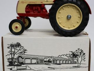 COCKSHUTT 40 TRACTOR 1988 FARM TOY MUSEUM