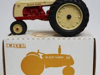 COCKSHUTT BlACK HAWK 50 TRACTOR 1990 FARM TOY