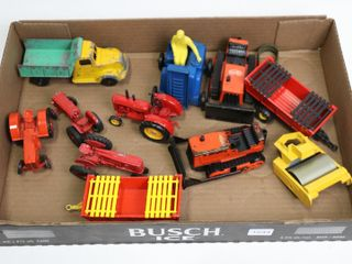 ASSORTED TONKA TOYS ETC 1 64