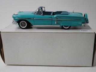 1958 CHEVROlET IMPAlA 9  DANBURY MINT