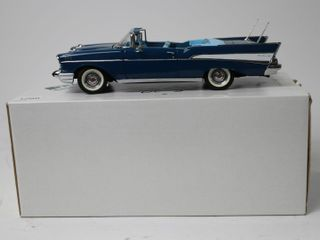 1957 CHEVROlET BEl AIR 9  DANBURY MINT